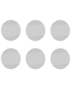 Ce jeu de petits filtres (grilles) à mailles épaisses se compose de 6 filtres compatibles avec le Crafty, le Mighty et les adaptateurs à capsules de dosage