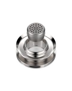 L'adaptateur à capsule de dosage pour les vaporisateurs Volcano sert à réduire la taille de la chambre de votre appareil ou à y insérer une capsule de dosage