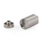 Cette capsule à concentré permet de vaporiser des concentrés tels que des cires ou des huiles avec votre vape Flowermate.